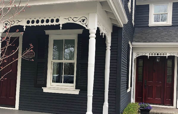 Exterior home painting Vaughan